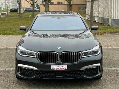 gebraucht BMW 740 d xDrive M-Paket Steptronic