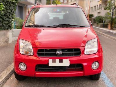 gebraucht Subaru Justy G3X1.3 AWD