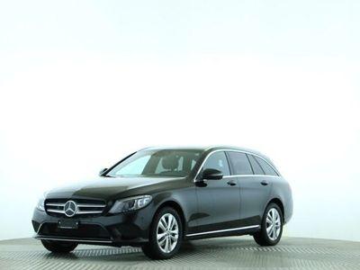 gebraucht Mercedes C200 C-KlasseSwiss Star Avantgarde 4M 9G-Tronic