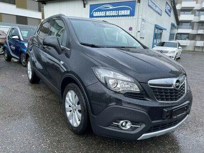 gebraucht Opel Mokka Mokka 1.4i 16V Turbo Cosmo 4WD1.4i 16V Turbo Cosmo 4WD