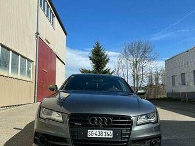 gebraucht Audi A7 BiTDI 313PS vollausstattung