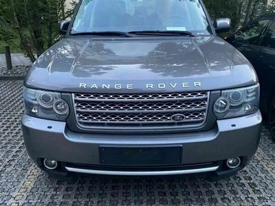 gebraucht Land Rover Range Rover 5.0 L Benzin