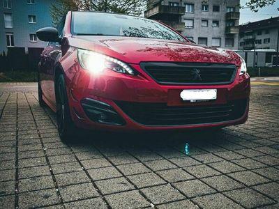 gebraucht Peugeot 308 Gt line