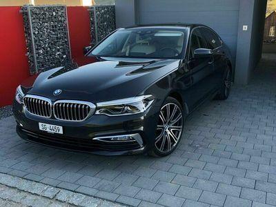 gebraucht BMW 540 xDrive Luxury Line Steptronic