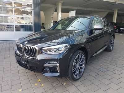 gebraucht BMW X4 xDrive M40d Steptronic