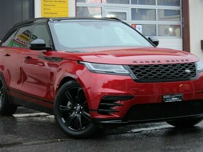 gebraucht Land Rover Range Rover Velar R-Dynamic D 300 S Automatic