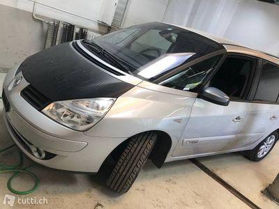 gebraucht Renault Espace 2.0dci B04 mit Ahk