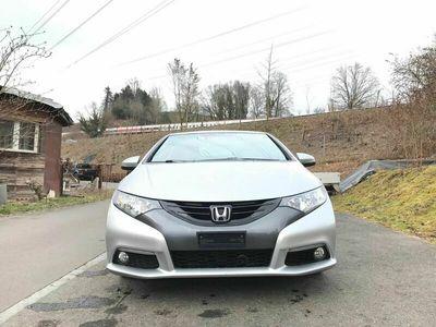 gebraucht Honda Civic 2.2i-DTEC Sport