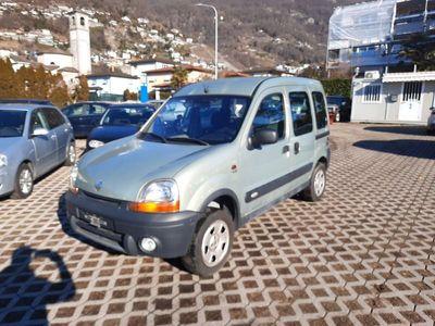 gebraucht Renault Kangoo 1.6 16V Authentique 4X4