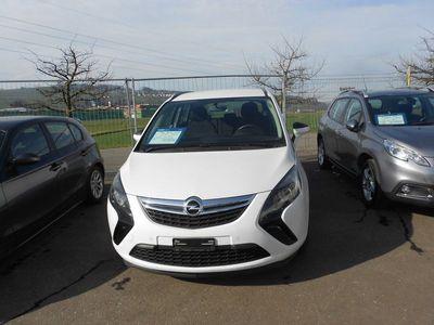 gebraucht Opel Zafira Tourer 1.6 CDTi Sport