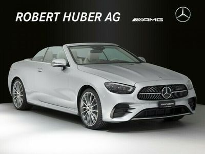 gebraucht Mercedes E200 Cabriolet 4Matic AMG Line 9G-Tronic