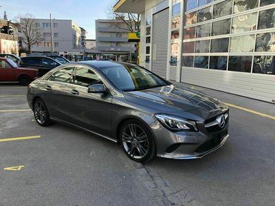 gebraucht Mercedes CLA200 d Urban 7G-DCT