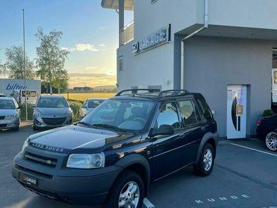 gebraucht Land Rover Freelander 2.5 V6 GS Wagon
