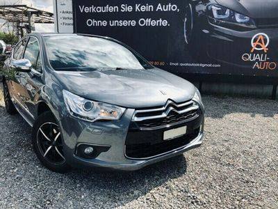gebraucht DS Automobiles DS4 1.6 THP SO Chic EGS6