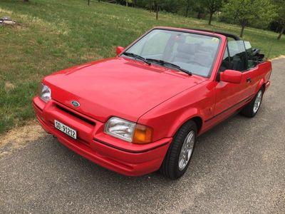 gebraucht Ford Escort Cabriolet Escort Liebhaber Fahrzeug XR 3i