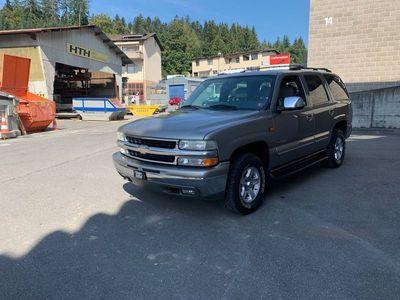 gebraucht Chevrolet Tahoe 5.3 Autotrac M