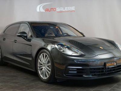 gebraucht Porsche Panamera 4S GT