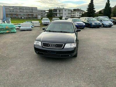 gebraucht Audi A6 Avant 2.8 quattro Advance