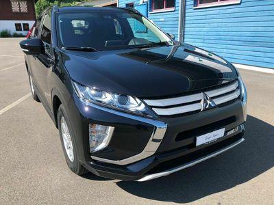 gebraucht Mitsubishi Eclipse Cross 1.5 T-Mivec Value 4WD CVT