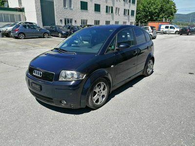 gebraucht Audi A2  1.4tdi,2001jg