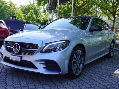 gebraucht Mercedes C220 C-Klassed AMG Line 4Matic