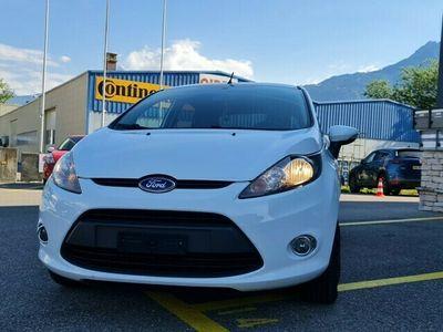 gebraucht Ford Fiesta 1.25 16V Ambiente