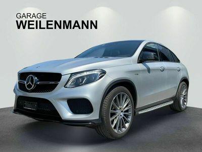 gebraucht Mercedes GLE43 AMG GLE-KlasseAMG GLE Coupé 43 AMG 4Matic