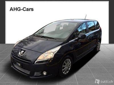 gebraucht Peugeot 5008 2.0 HDi Sport