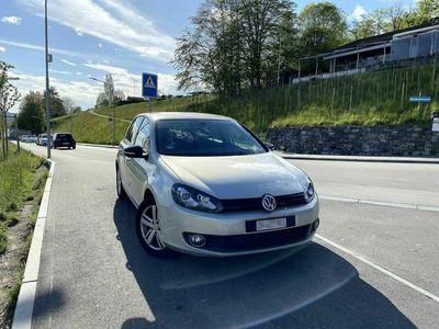 gebraucht VW Golf VI - Top Zustand