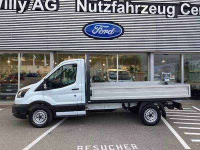 gebraucht Ford Transit Kab.-Ch. 350 L2 2.0 EcoBlue 130 Basis