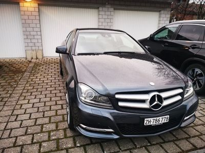 gebraucht Mercedes C220 CDI Coupé