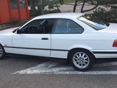 gebraucht BMW 323 3erM, E36, Leder,Kima,Schiebedach,Automat,Sportfahrwerk