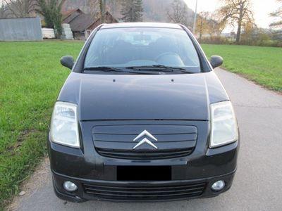 gebraucht Citroën C2 1.1i Tonic
