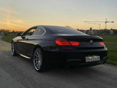gebraucht BMW 640 6er i M-paket