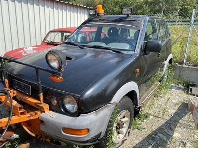 gebraucht Nissan Terrano con calaneve