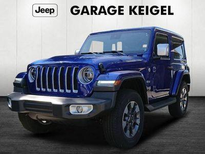 gebraucht Jeep Wrangler 2.0 Turbo Sahara