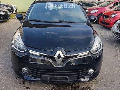 gebraucht Renault Clio 1.2 16V T Swiss Edition EDC (Kleinwagen)