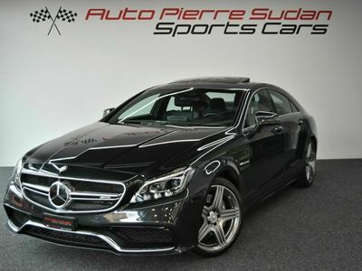 gebraucht Mercedes CLS63 AMG AMG Executive 4Matic Speedshift MCT