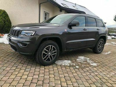gebraucht Jeep Grand Cherokee 3.0 CRD Trailhawk Automatic