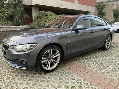 gebraucht BMW 420 Gran Coupé 4er 420d Gran Coupé xDrive Sport Line Steptronic 4er d xDrive Sport Line Steptronic