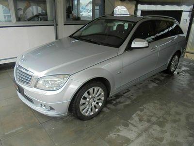 gebraucht Mercedes C220 C-KlasseCDI Elégance Automatic
