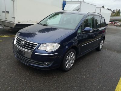 gebraucht VW Touran 1.4 TSI AUTOMAT EURO 4