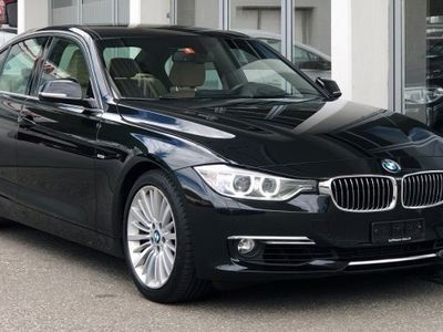 gebraucht BMW ActiveHybrid 3 Luxury Line Steptronic