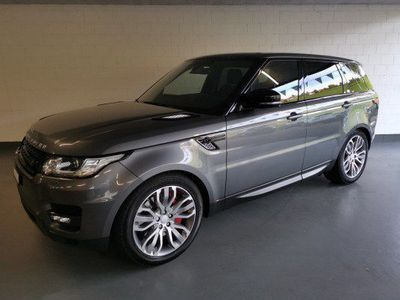 gebraucht Land Rover Range Rover Sport Sport RR 5.0SC HSE Dynam.