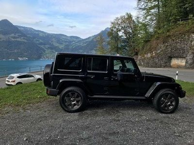 gebraucht Jeep Wrangler 3.6 V6 Golden Eagle Unltd