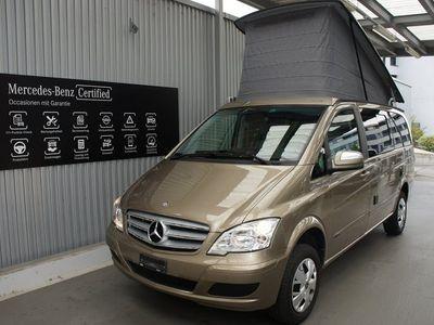 gebraucht Mercedes Viano 2.2 CDI M.Polo 4M