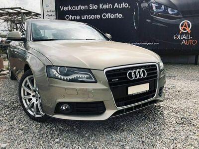 gebraucht Audi A4 3.2 FSI quattro tiptronic