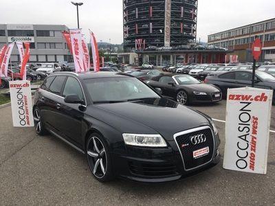 gebraucht Audi RS6 Avant 5.0 TFSi V10 quattro tiptroni