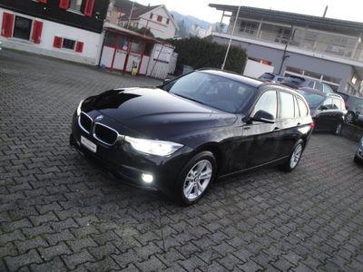 gebraucht BMW 320 d xDrive Touring Essential Edition S