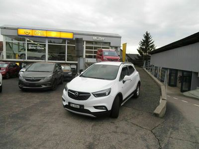 gebraucht Opel Mokka X 1.4i 16V Turbo Ultimate 4WD